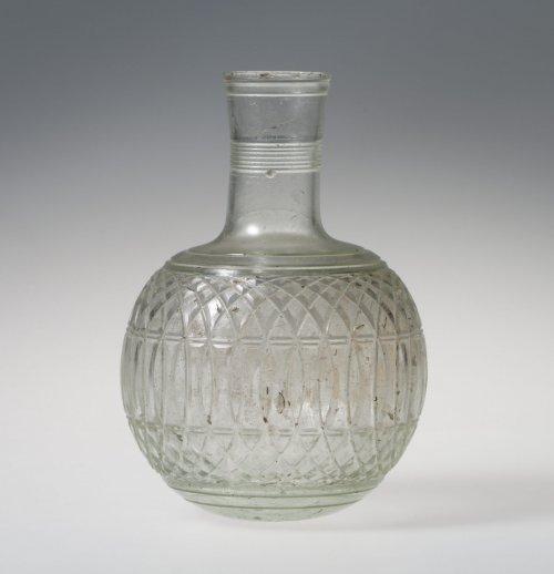 Essa jara globular altamente decorada é romana do século 3-4 d.C. MET. N° 17.194.317
