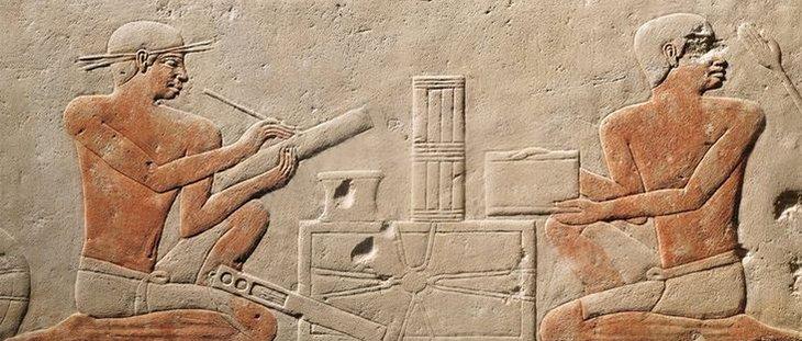 Impostos no Egito Antigo - Apaixonados por História