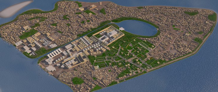 Capa do artigo: Cidades Egípcias - Pi-Ramsés