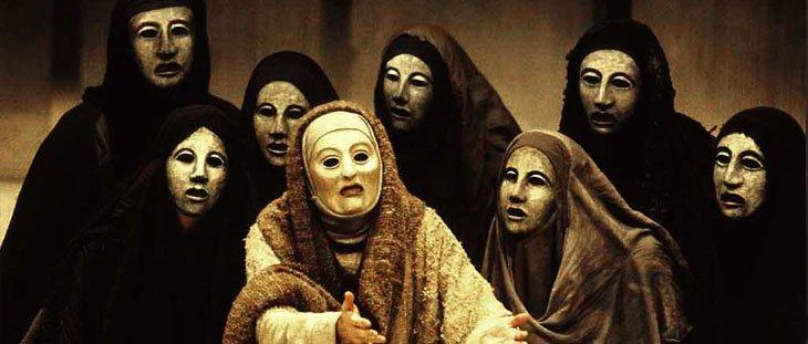 Capa do artigo: O teatro na Grécia Antiga: a Tragédia