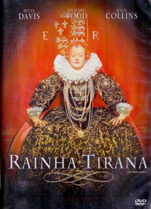 Capa do filme: A Rainha Tirana
