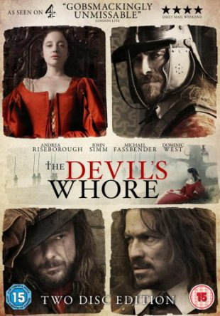 Capa do filme: The Devil's Whore
