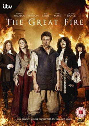 Capa do filme: The Great Fire