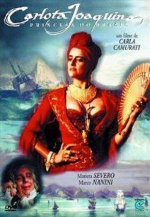 Capa do filme: Carlota Joaquina: Princesa do Brasil