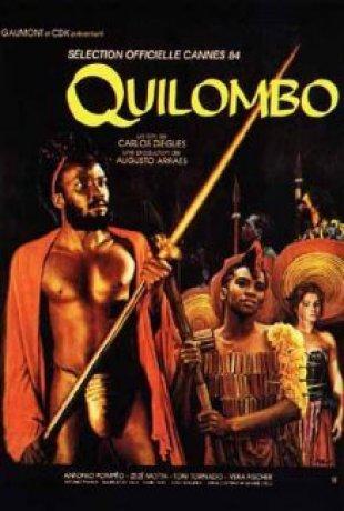 Capa do filme: Quilombo