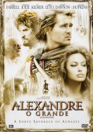 Capa do filme: Alexandre