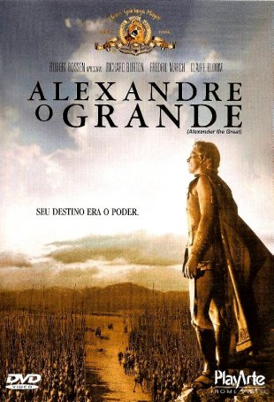 Capa do filme: Alexandre, O Grande