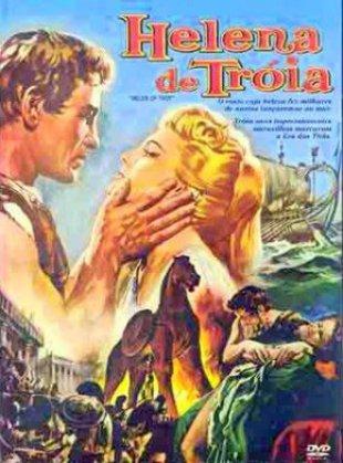 Capa do filme: Helena de Tróia