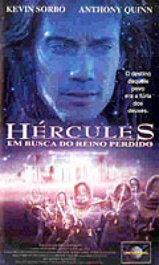 Capa do filme: Hércules em Busca do Reino Perdido