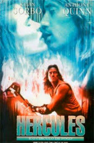 Capa do filme: Hércules e o Círculo de Fogo