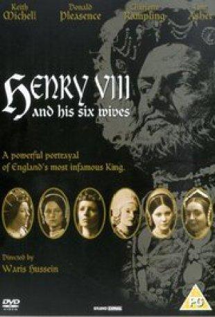 Capa do filme: Henrique VIII e Suas Seis Esposas