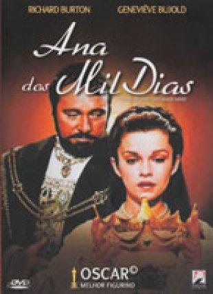 Capa do filme: Ana dos Mil Dias
