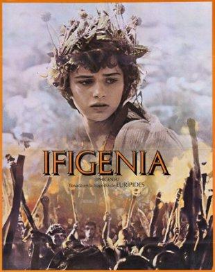 Capa do filme: Ifigênia