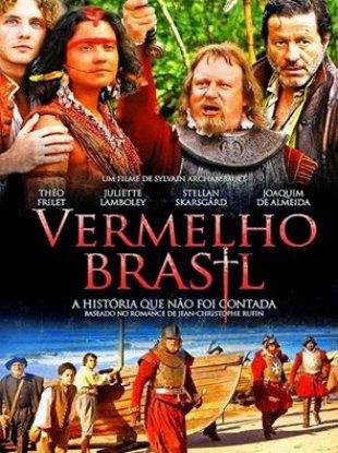Capa do filme: Vermelho Brasil