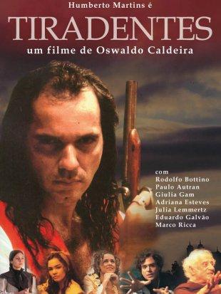 Capa do filme: Tiradentes