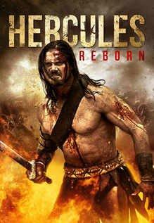 Capa do filme: Hércules Renascido