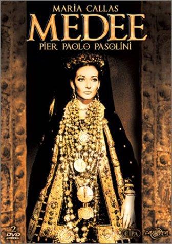 Capa do filme: Medéia, a Feiticeira do Amor
