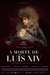 Capa do filme: A Morte de Luís XIV