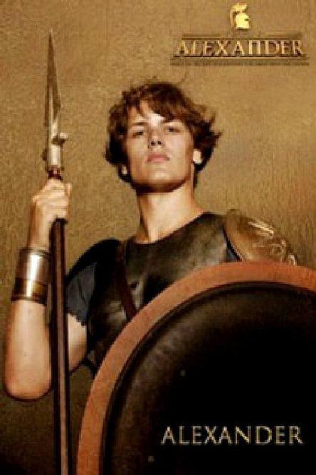 Capa do filme: Jovem Alexandre, o Grande