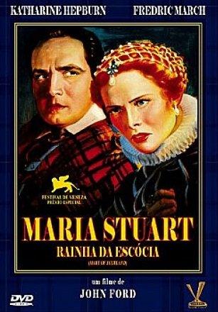 Capa do filme: Mary Stuart, Rainha da Escócia