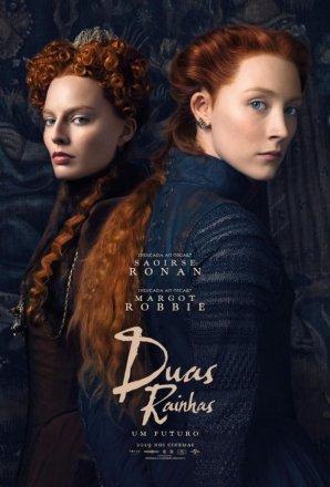 Capa do filme: Duas Rainhas