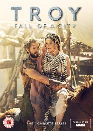 Capa do filme: Tróia: A Queda de Uma Cidade