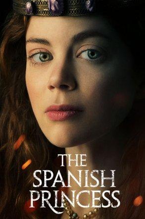 Capa do filme: A Princesa Espanhola