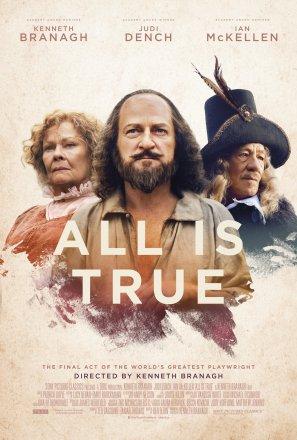 Capa do filme: All Is True