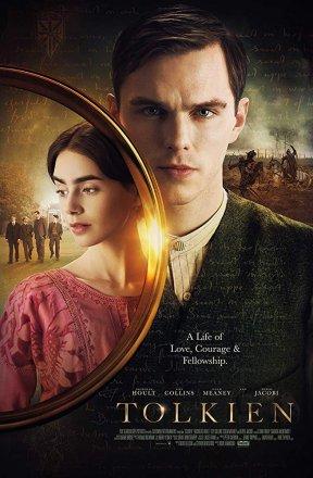 Capa do filme: Tolkien