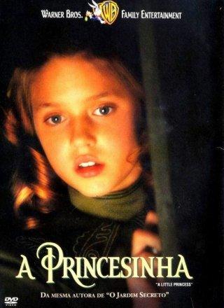 Capa do filme: A Princesinha