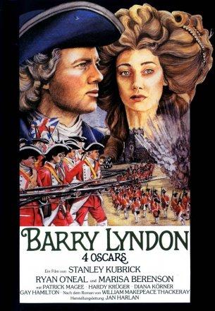 Capa do filme Barry Lyndon (1975)