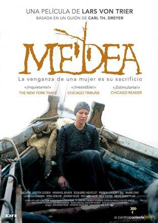 Capa do filme Medéia (1988)