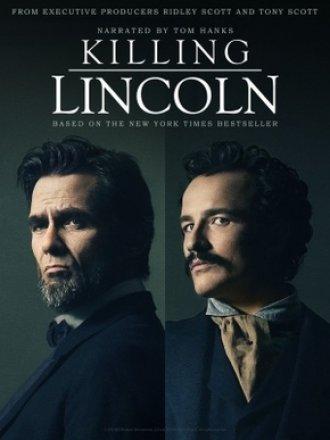 Capa do filme: Quem Matou Lincoln?