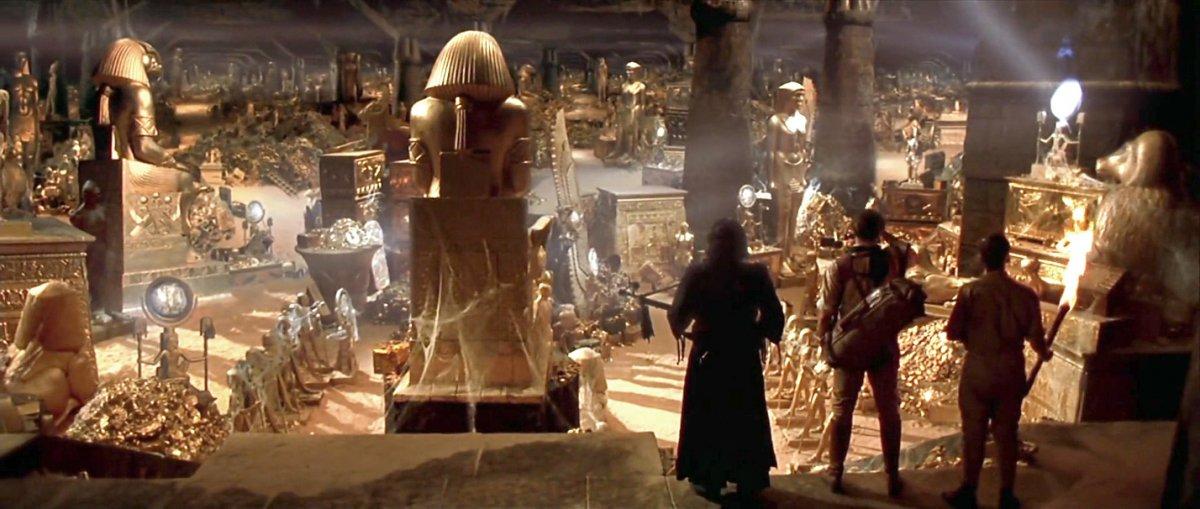 A Múmia (1999) - Análise histórica do filme - Apaixonados por História