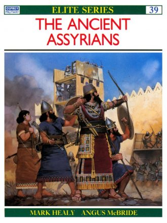 Capa do livro: The Ancient Assyrians