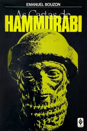 Capa do livro: As Cartas de Hammurabi